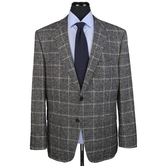 4b92fd2f2 Hugo Boss Suits & Blazers | Novan1ben Alpacacotton Blend Suit 46r ...